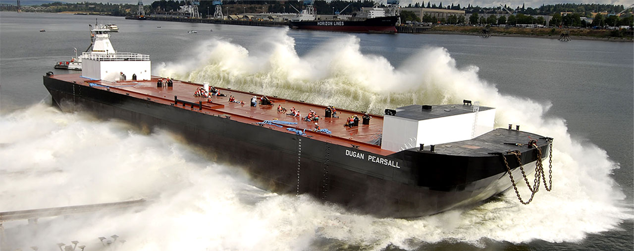 38,500-BBL Barge DUGAN PEARSALL