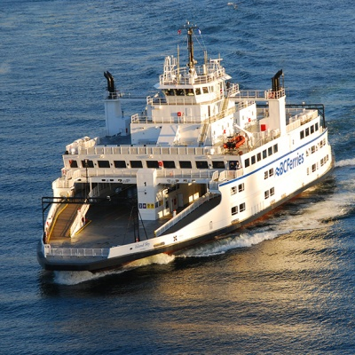 102m Passenger/Vehicle Ferry