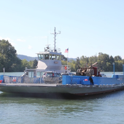115′ Passenger/Vehicle Ferry