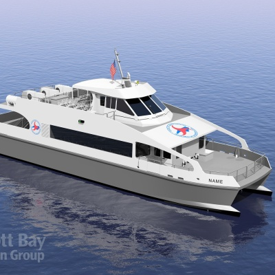92′ High Speed Ferry