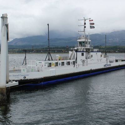 78.5m Cable Ferry