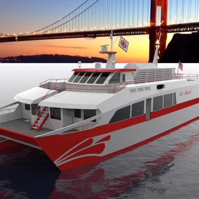 109′ Catamaran Passenger Ferry