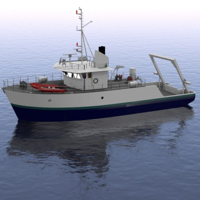 83′ Research Vessel