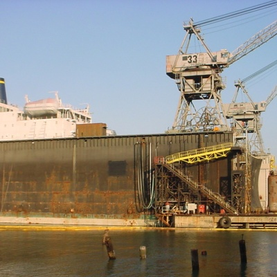 Drydock Support Services