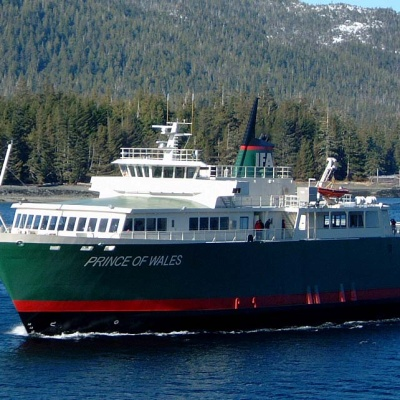 197′ Passenger/Vehicle Ferry