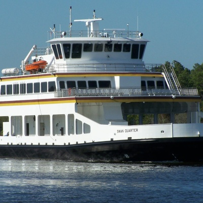 220′ Passenger/Vehicle Ferry